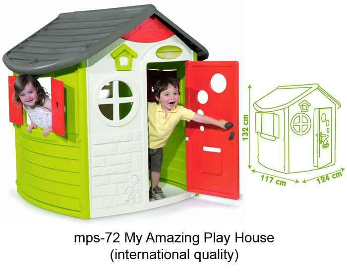 mps-72 my amazing play house