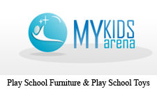 MyKidsArena Play School Furniture & Play School Toys in India