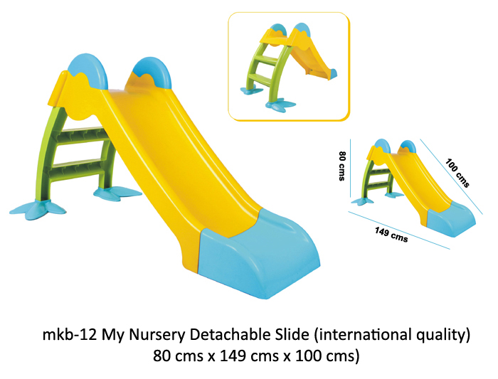 mkb-12 My Nursery detachable slide