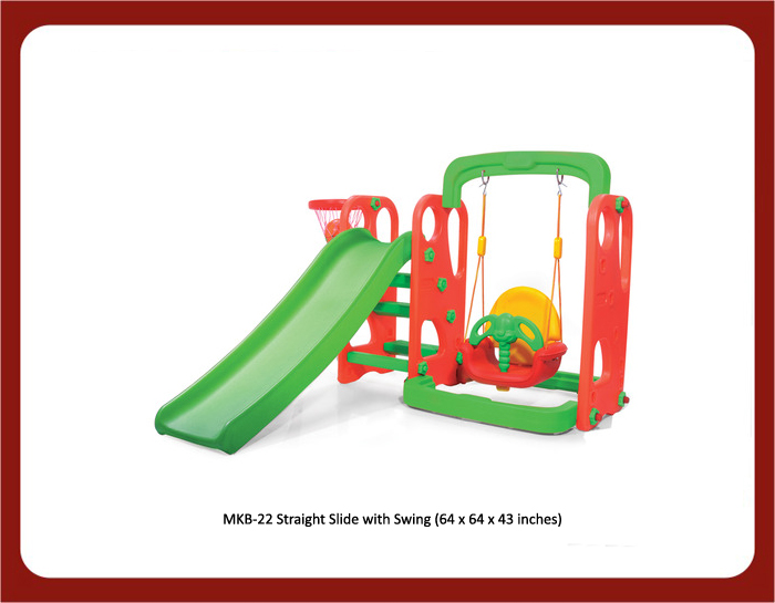 mkb-22 play school equipments with price lists in india at MyKidsArena.com