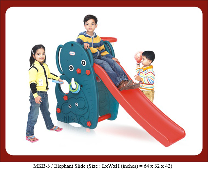 mkb-3 elephant slide