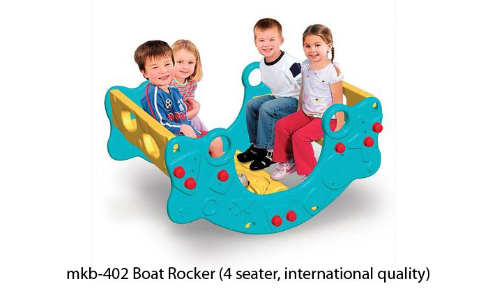 image of mkb-402 boat rocker for play schools