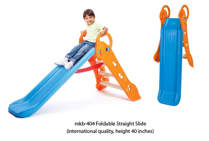 image of mkb-404 foldable straight slide