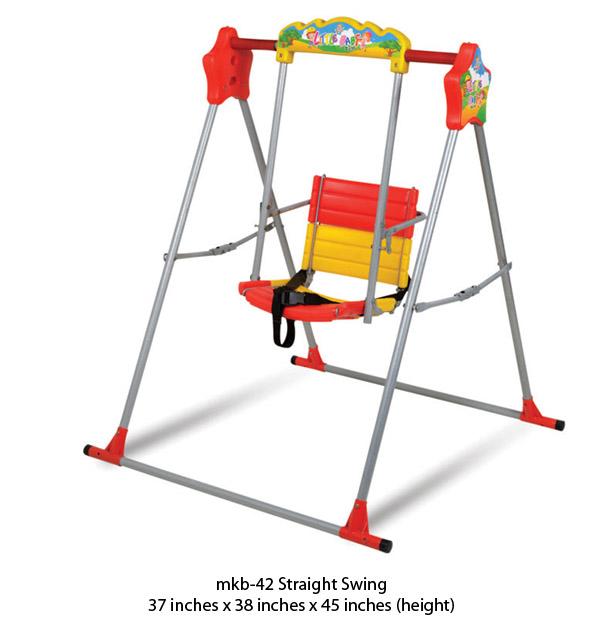 image of swings for preschool