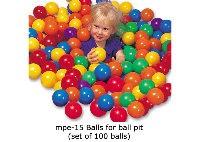 image of balls for ball pit
