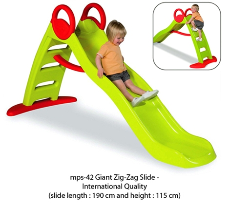 mps-42 giant zig-zag slide international quality