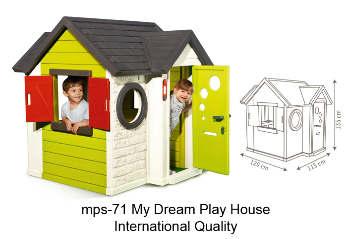 mps-71 my dream play house