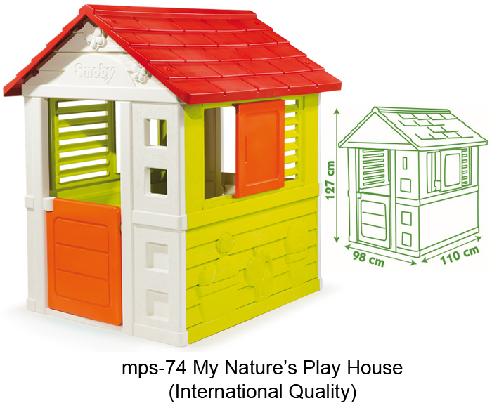 mps-74 my nature's play house