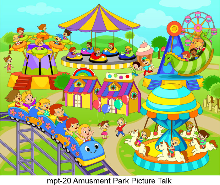 Play School Material For picture talk by MyKidsArena Buy ...