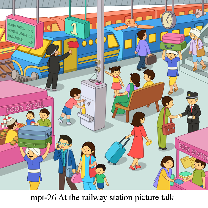picture talk_mpt 26 at the railway station