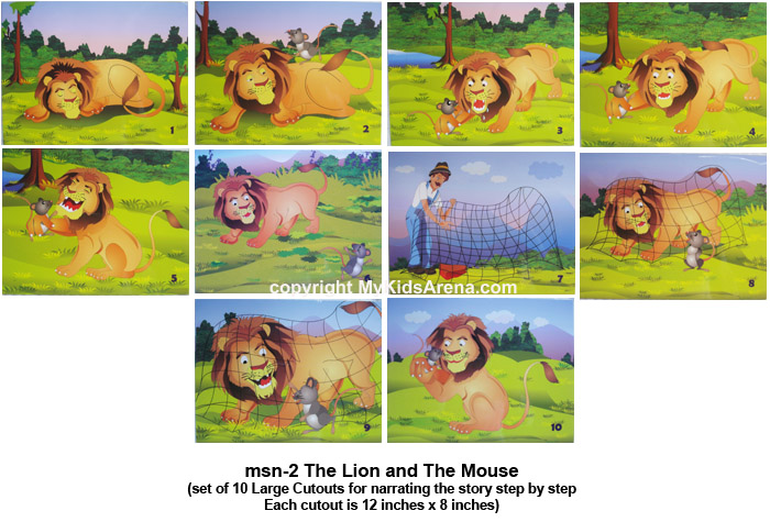 Play School Material For Story Narration For Play Schools In India Buy Now