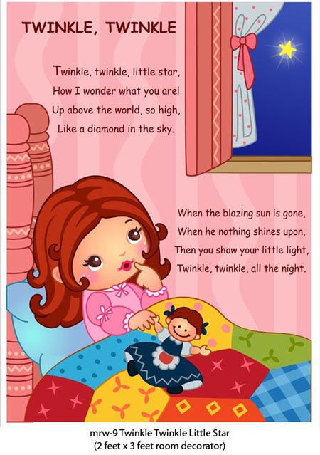 Images of rhymes for nurseries and play schools